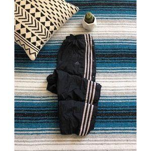 Vintage Adidas Snap Up Track Pants Small